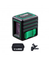 Нивелир лазерный ADA Cube Mini Green Home Edition