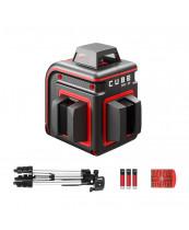 Нивелир лазерный ADA CUBE 360 2V PROFESSIONAL EDITION