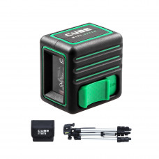 Уровень лазерный ADA Cube Mini Green Professional Edition