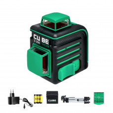 Нивелир лазерный ADA CUBE 2-360 Green Professional Edition