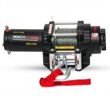 Лебедка электрическая ADA WINCH Z 2500 (ATV/UTW)