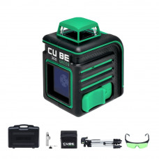 Нивелир лазерный ADA CUBE 3-360 GREEN ULTIMATE EDITION