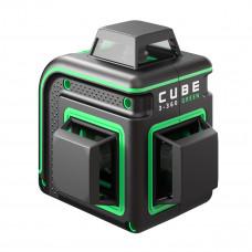 Нивелир лазерный ADA CUBE 3-360 GREEN BASIC EDITION