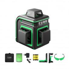 Уровень лазерный ADA CUBE3-360 GREEN HOME EDITION
