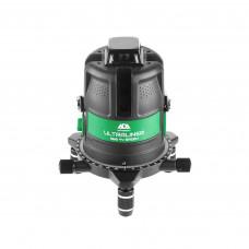 Уровень лазерный ADA ULTRALiner 360 4V GREEN Set