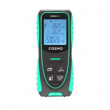 Рулетка лазерная ADA COSMO 60 GREEN с функцией уклономера