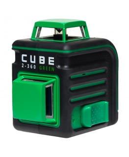 Нивелир лазерный ADA CUBE 2-360 Green Ultimate Edition