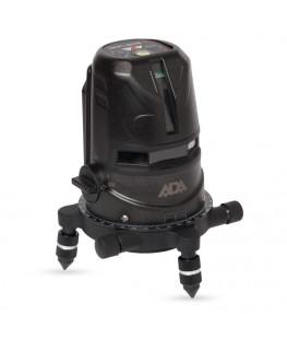 Лазерный уровень (нивелир) ADA 2D Basic Level