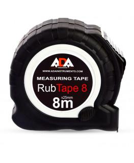 Рулетка измерительная рулетка ADA RubTape 8