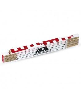 Рейка складная (метр) ADA с E-шкалой (2 м)