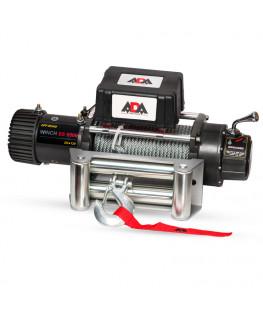 Лебедка электрическая ADA WINCH SS 9500 (OFF ROAD)