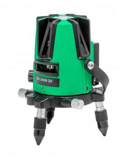 Нивелир лазерный ADA 3D LINER 2V GREEN