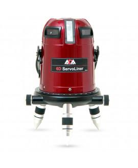 Лазерный уровень (нивелир) 6D SERVOLINER (4V4H1D)