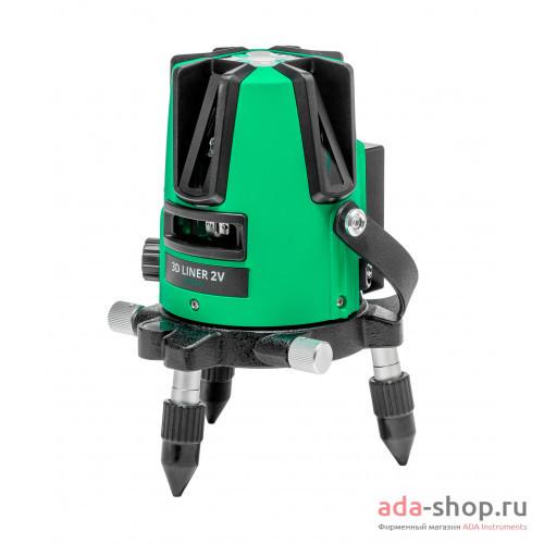 ADA 3D LINER 2V GREEN А00532 в фирменном магазине ADA