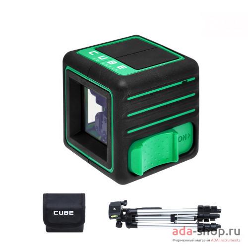 CUBE 3D GREEN PROFESSIONAL EDITION А00545 в фирменном магазине ADA