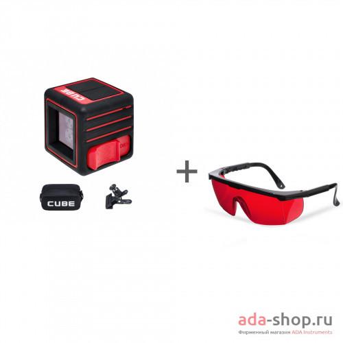 CUBE HOMEEDITION, ADA Laser Glasses А00342, А00126 в фирменном магазине ADA