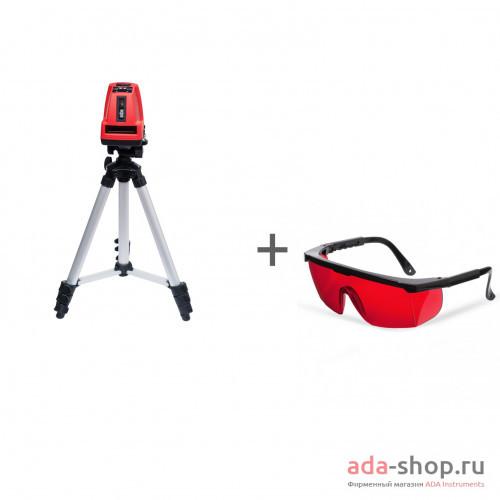 ADA Phantom 2D PROFESSIONAL EDITION, ADA Laser Glasses А00493, А00126 в фирменном магазине ADA