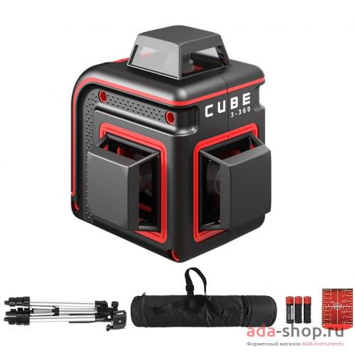 CUBE 3-360 PROFESSIONAL EDITION А00572 в фирменном магазине ADA