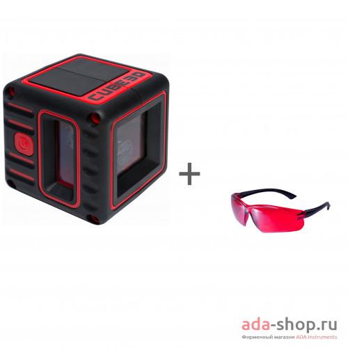 ADA CUBE 3D BASIC EDITION, ADA Laser Glasses А00382, А00126 в фирменном магазине ADA