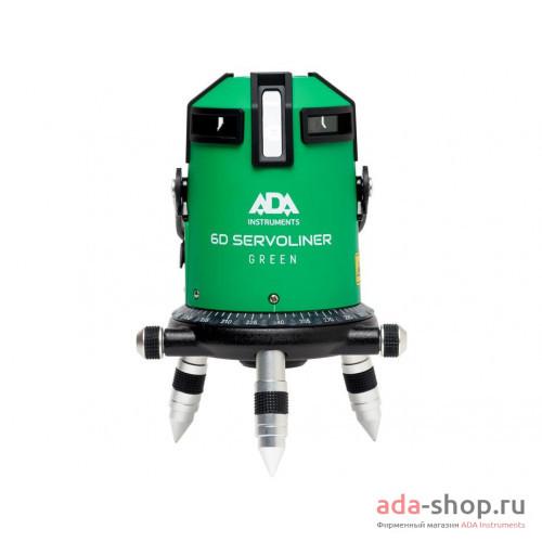 6D SERVOLINER GREEN с калибровкой А00500К в фирменном магазине ADA