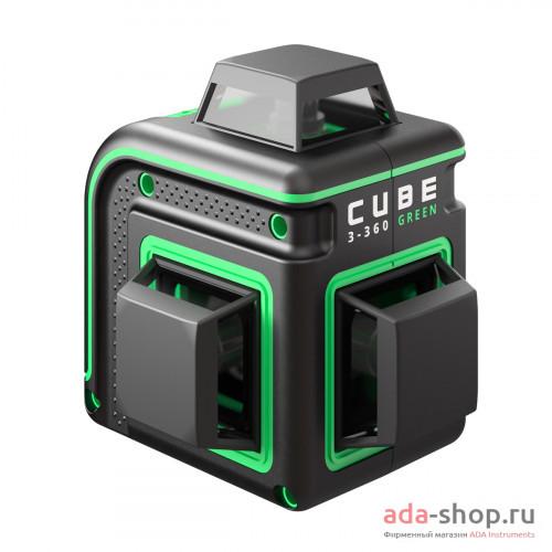 CUBE 3-360 GREEN BASIC EDITION А00560 в фирменном магазине ADA