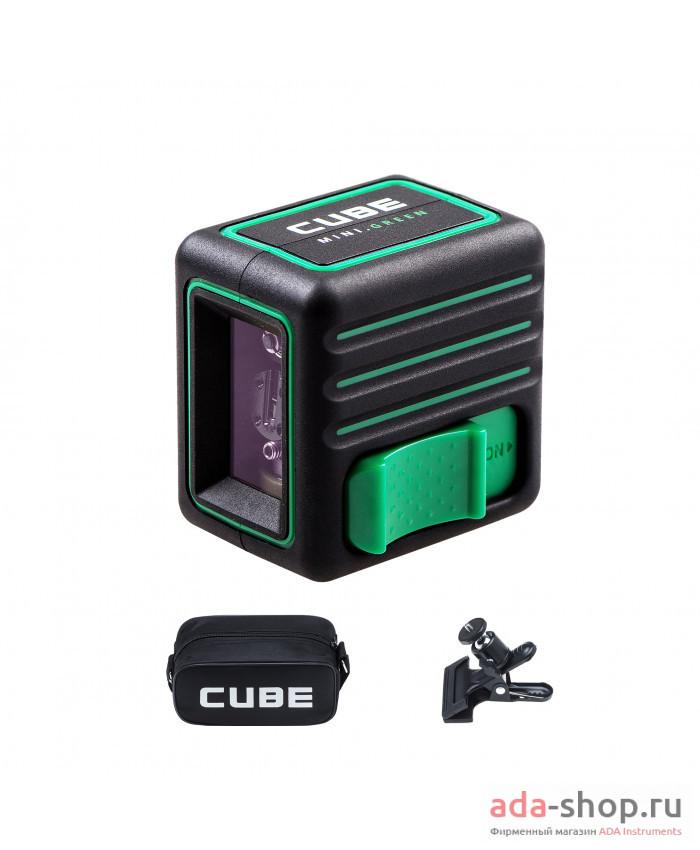 Cube Mini Green Home Edition А00498 в фирменном магазине ADA