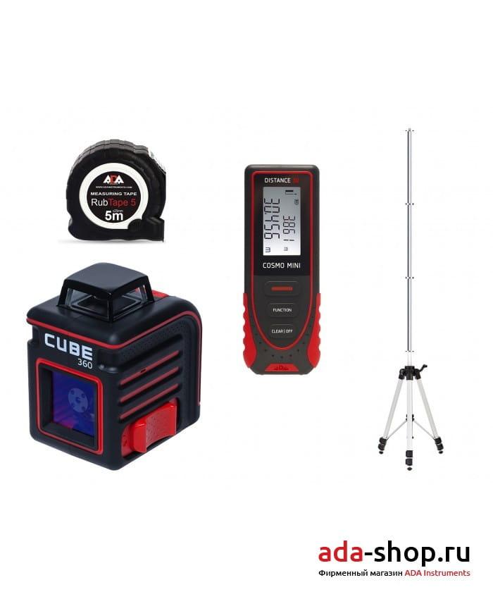 ADA CUBE 360 BASIC EDITION, ADA COSMO MINI А00443, А00410, А00492, А00156 в фирменном магазине ADA