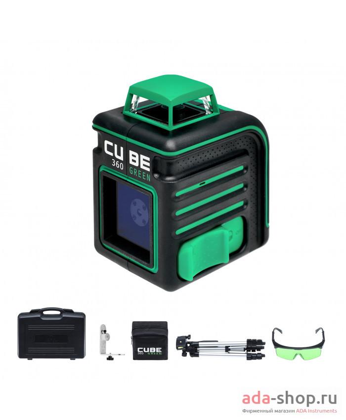 CUBE 360 Green Ultimate Edition А00470 в фирменном магазине ADA
