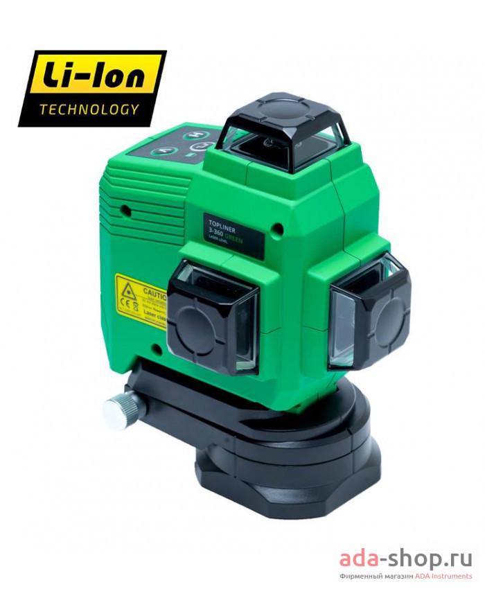 TopLiner 3-360 GREEN А00507 в фирменном магазине ADA