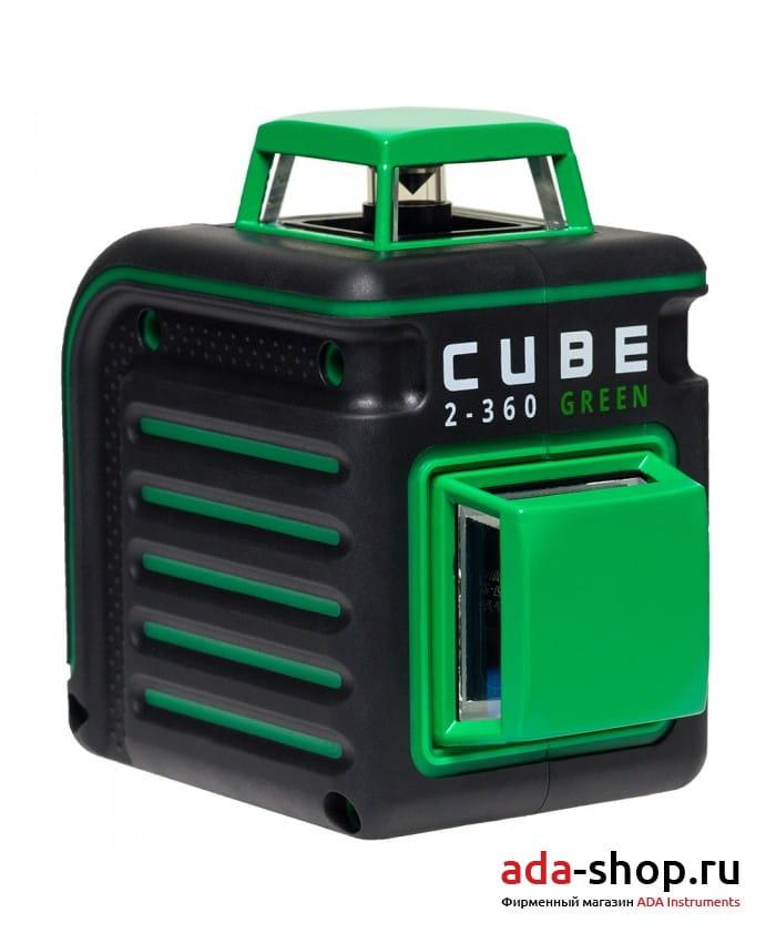 Нивелир ADA Cube 2-360 Basic Edition A00447