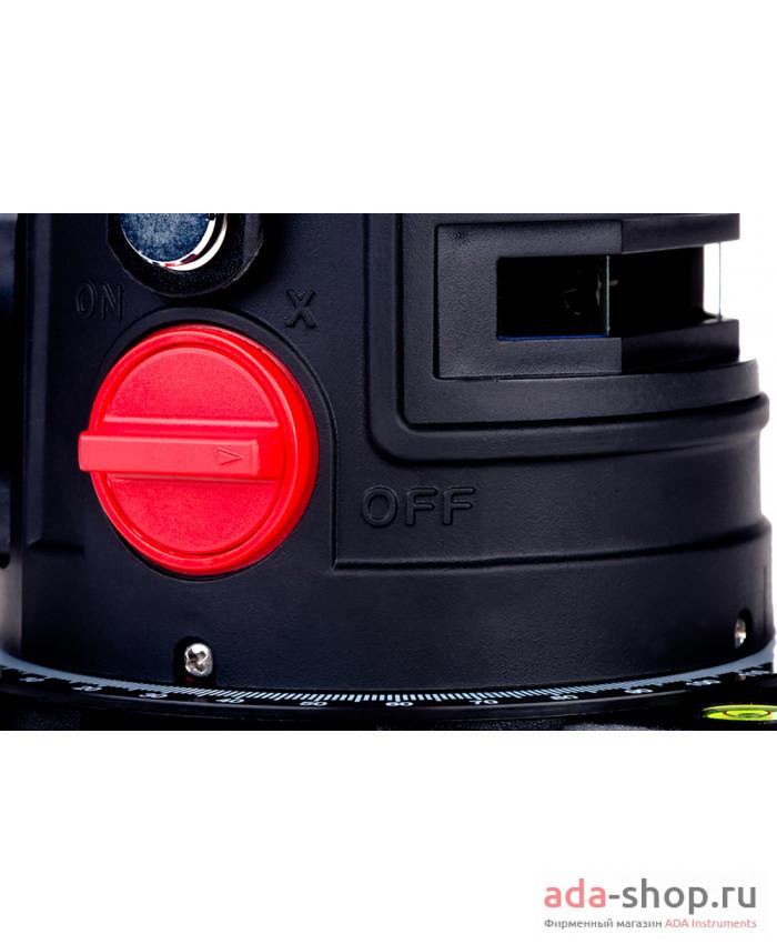 Нивелир ADA Instruments Combine 4V+6Dots - фото 8
