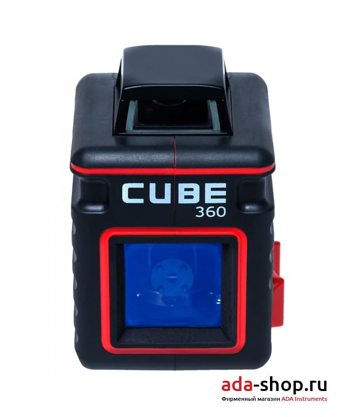 Нивелир ADA Cube 360 Professional Edition A00445