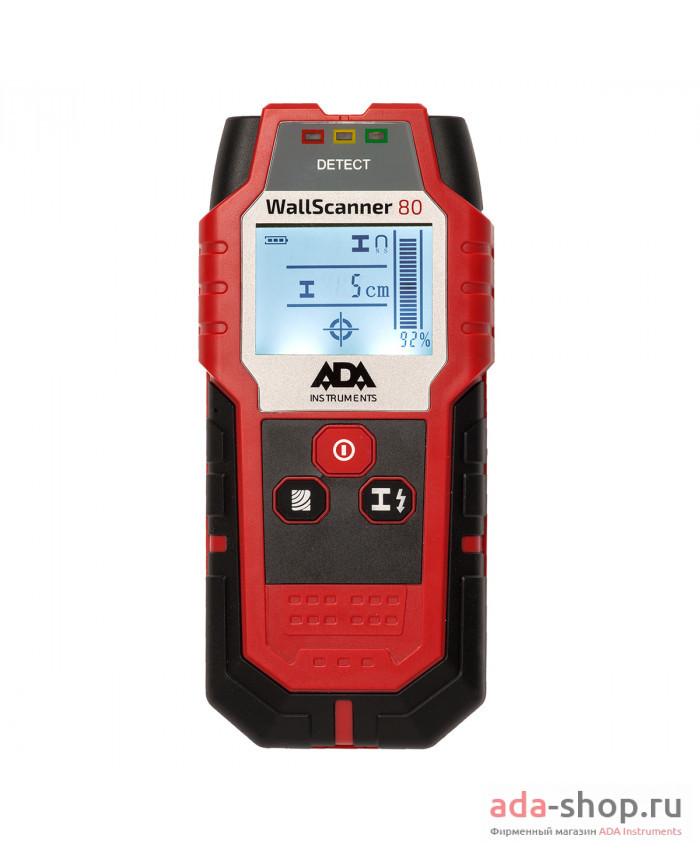 Детектор металла ada wall scanner инструкция