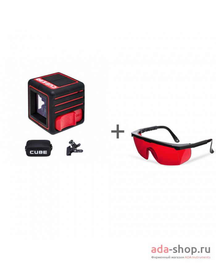 ADA CUBE 3D HOME EDITION, ADA Laser Glasses А00383, А00126 в фирменном магазине ADA