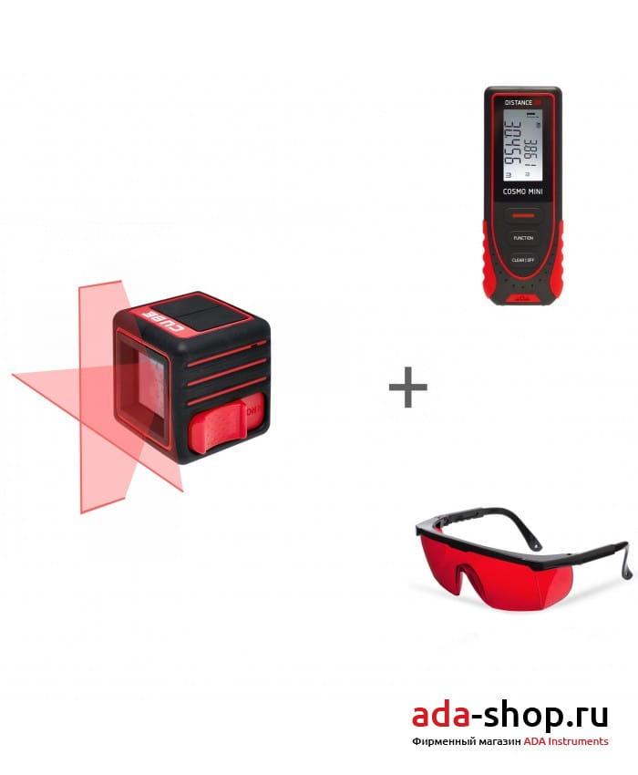 ADA CUBE BASIC EDITION, ADA COSMO MINI, ADA Laser Glasses А00341, А00410, А00126 в фирменном магазине ADA
