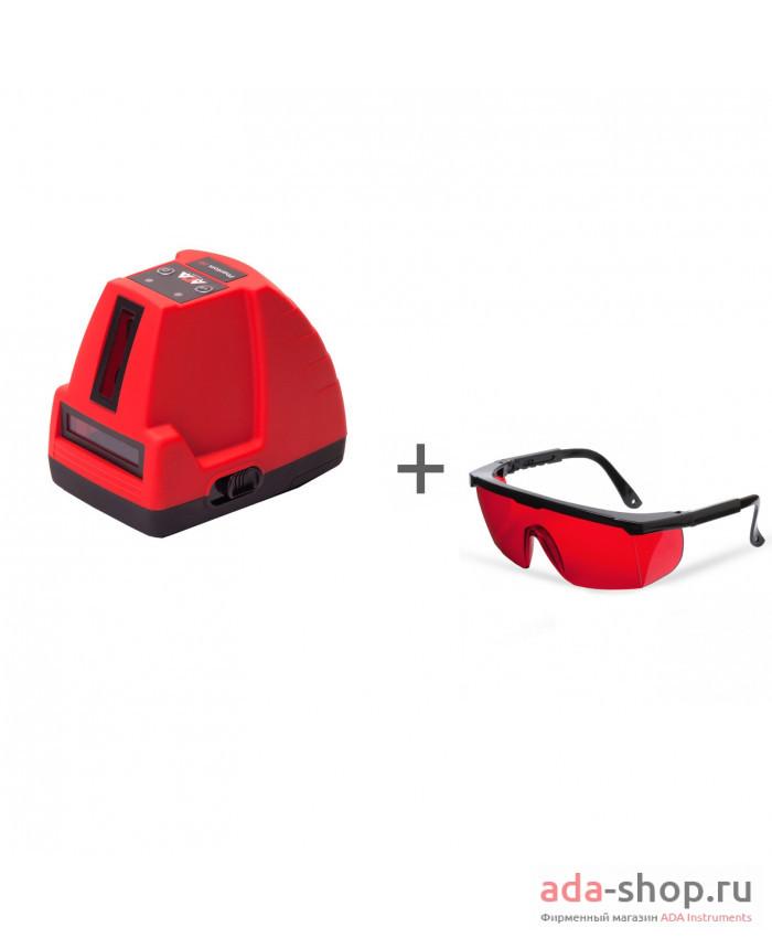 ADA Phantom 2D, ADA Laser Glasses А00216, А00126 в фирменном магазине ADA