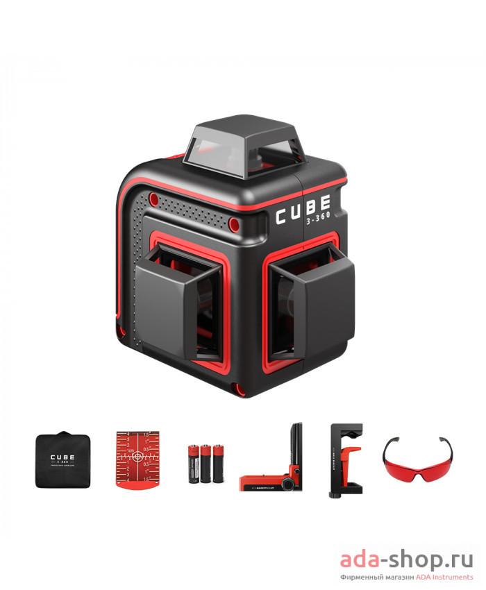 ADA CUBE 3-360 HOME EDITION А00565 в фирменном магазине ADA