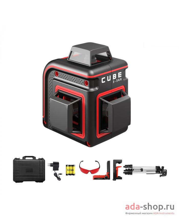 CUBE 3-360 ULTIMATE EDITION А00568 в фирменном магазине ADA